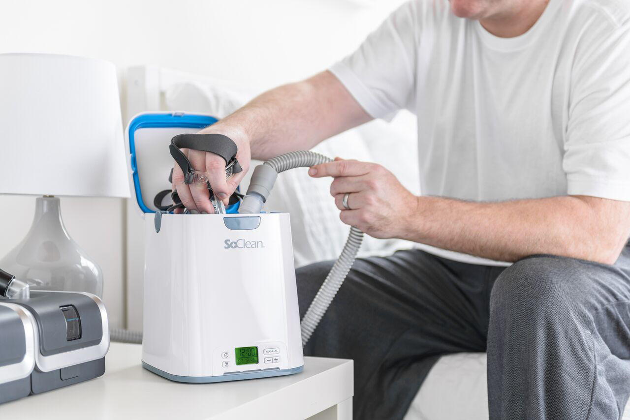 How Does a CPAP Cleaner Help?
