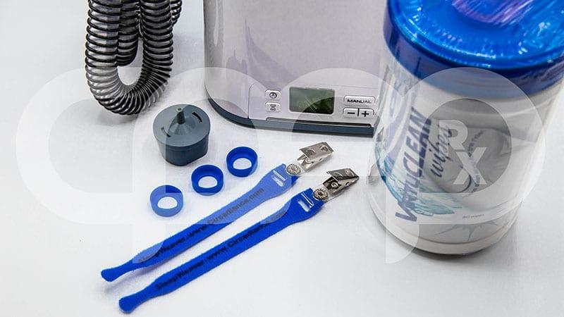 airmini soclean bundle cpap machine cleaner
