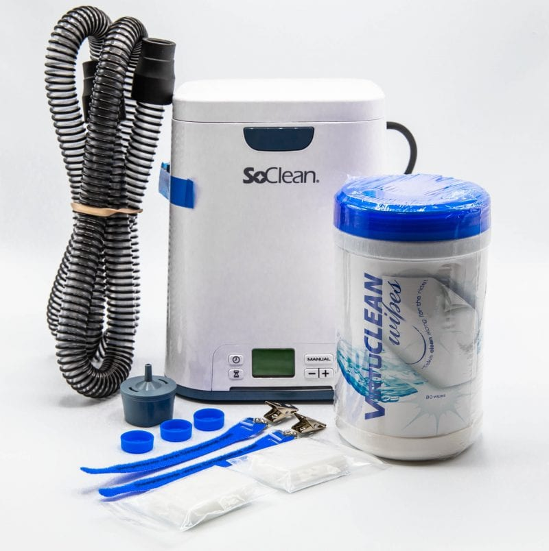 SoClean For DreamStation Go Bundle (Adapter Included)