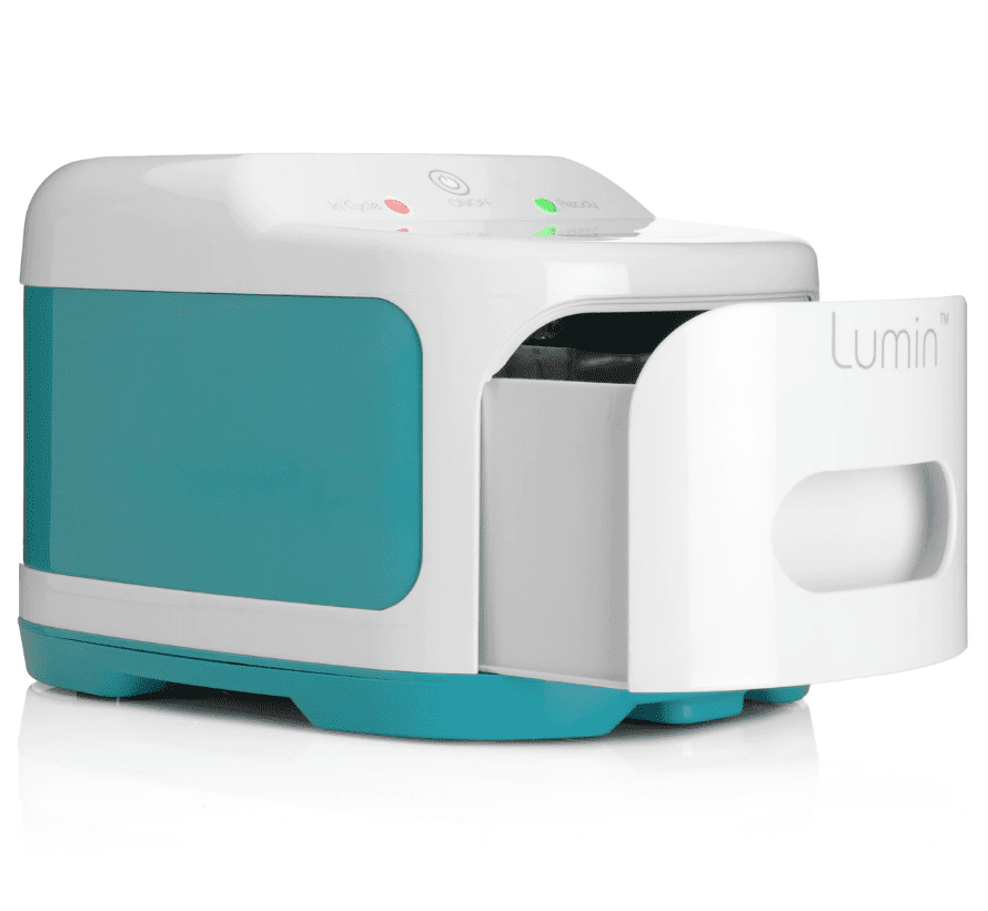 lumin cpap cleaner and bullet bundle coupon