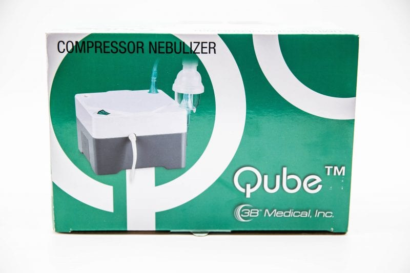 compressor nebulizer 3b medical review