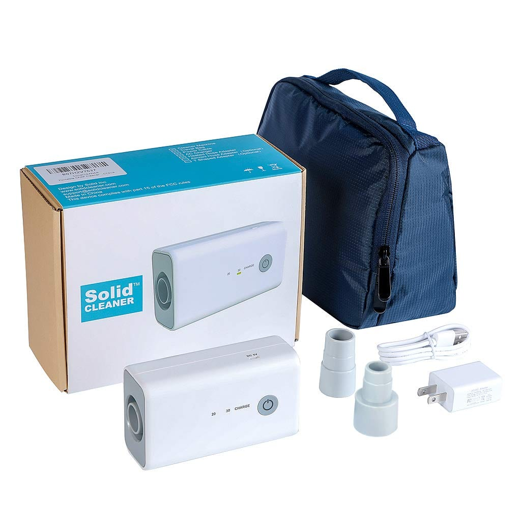 SolidCLEANER CPAP Cleaner