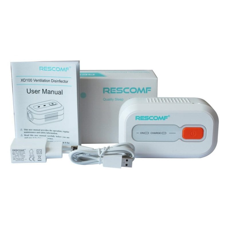 Rescomf CPAP cleaner and sanitizer